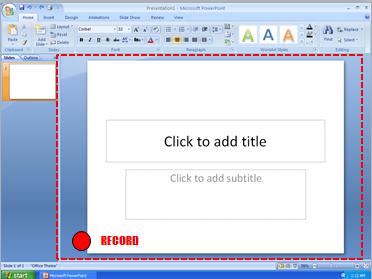 online screen capture