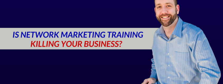 network marketing training