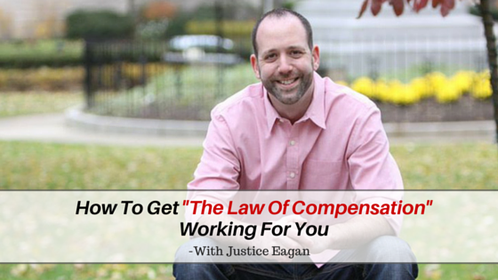 The Law Of Compensation | How To Shift The Tides In Your Home Business Income