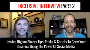 Jessica Higdon Interview Part 2: How To Grow Your Business Using The Power Of Social Media