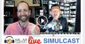 My Interview With Simon Chan on The MLM Nation Podcast