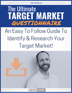 How To Identify Your Target Market Questionnaire