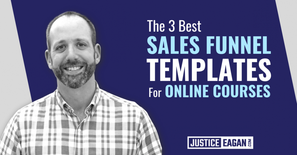 Sales Funnel Templates To Sell Online Courses