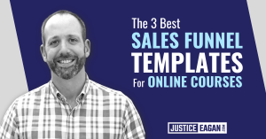 The 3 Best Sales Funnel Templates To Sell Online Courses
